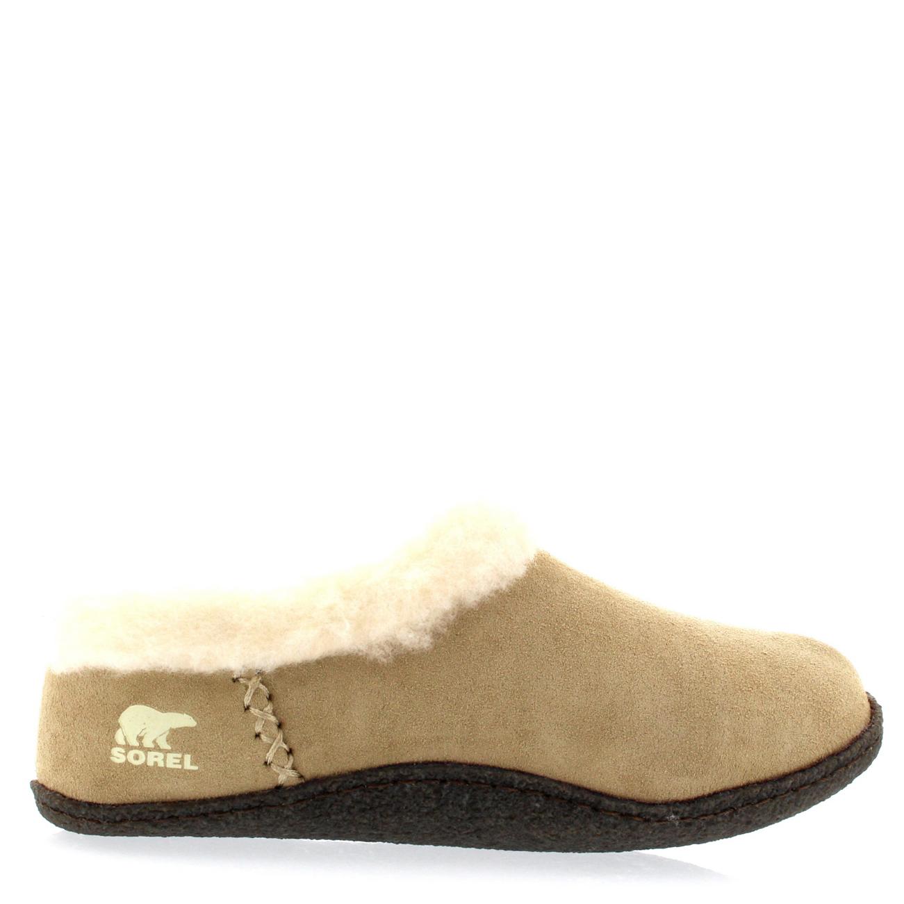 Damenschuhe Sorel Nakiska Winter House Fur Lined Warm Suede House Winter Schuhes Slippers UK 3-9 8c12bc
