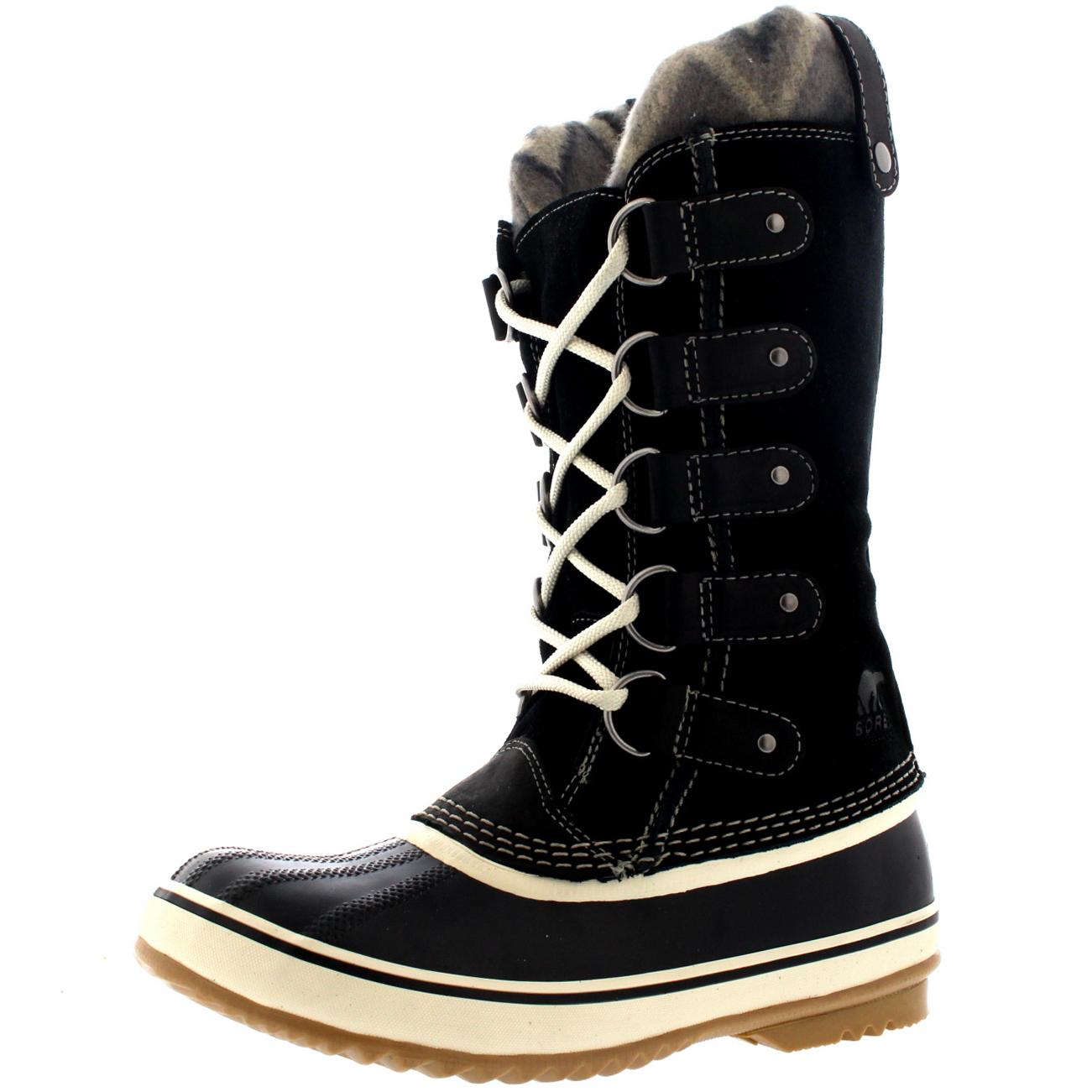 Ladies Sorel Joan Of Arctic Knit II Walking All Snow Winter Hiking botas All Walking Talla 20e143