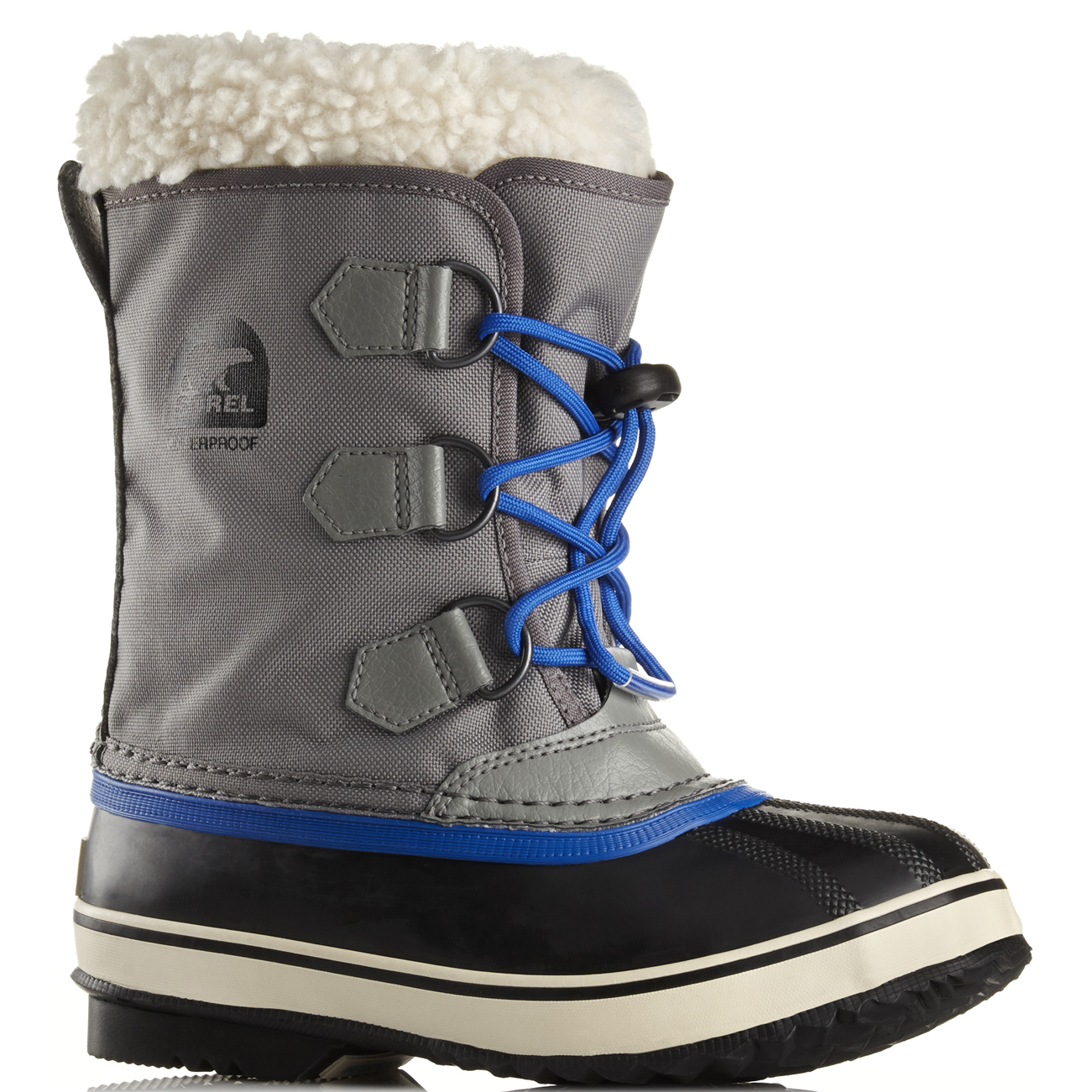 Unisex Kids Sorel Youth Pac Nylon Winter Waterproof ...
