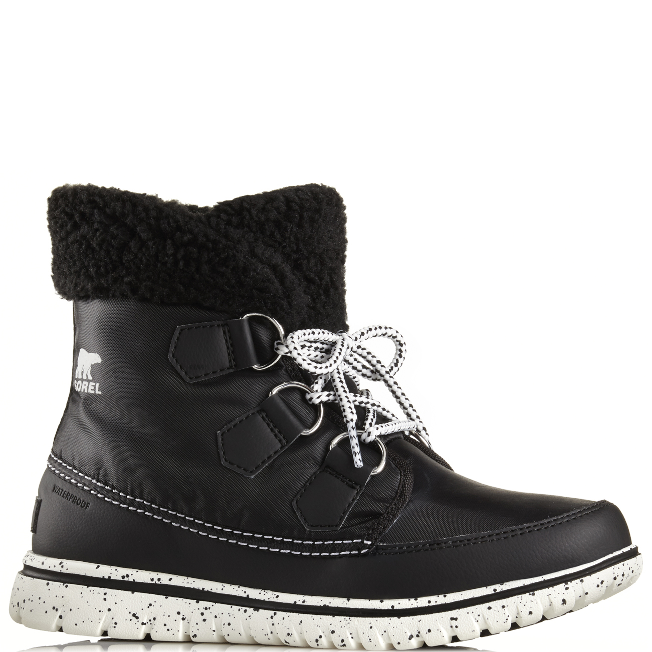 Womens Sorel Cozy Carnival Winter Walking Hiking Snow