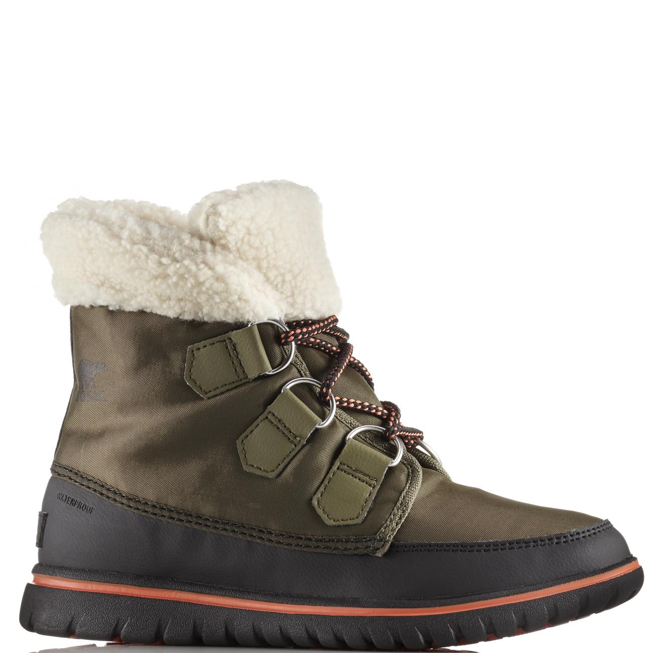 Womens Sorel Cozy Carnival Winter Snow Waterproof Warm Rain Ankle Boots UK  3-9 15881a5da4d