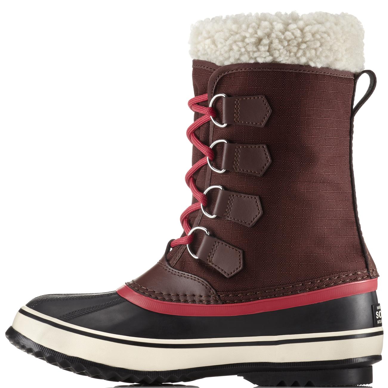 Damenschuhe Sorel Thermal Winter Carnival Waterproof Winter Thermal Sorel Warm Mid Calf Boot UK 3-9 a2471b