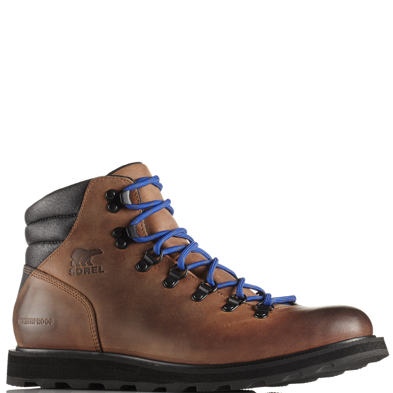 cc3aebf2bb9 Details about Mens Sorel Madson Hiker Waterproof Hiking Walking Leather  Ankle Boots UK 7-13