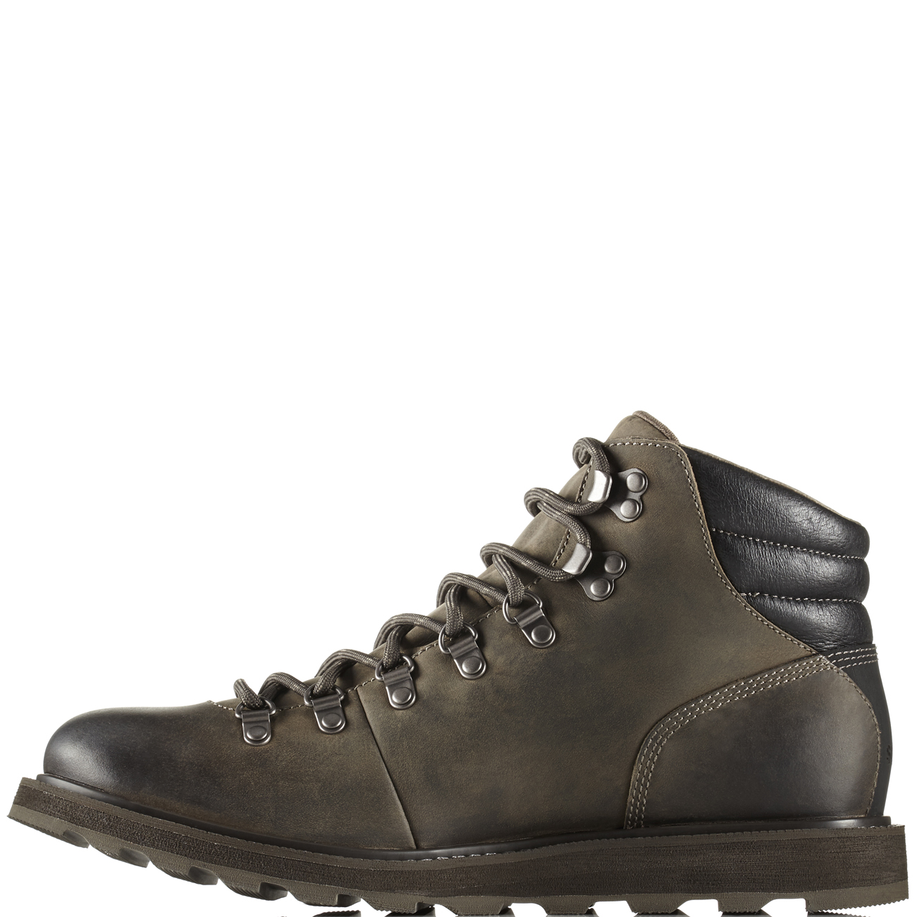 76a1c5cacd5 Details about Mens Sorel Madson Hiker Waterproof Hiking Walking Leather  Ankle Boots UK 7-13