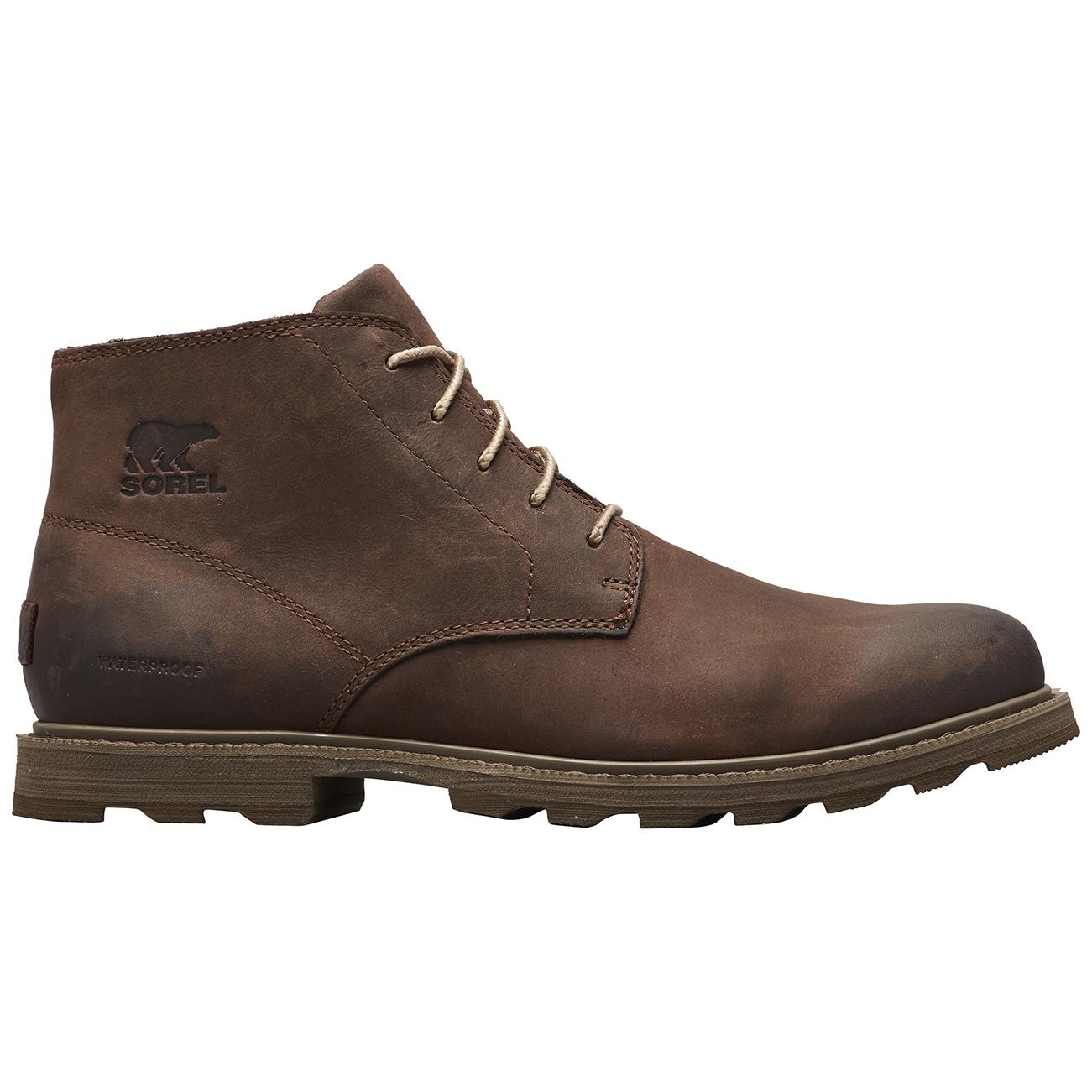 sorel ankle boots mens