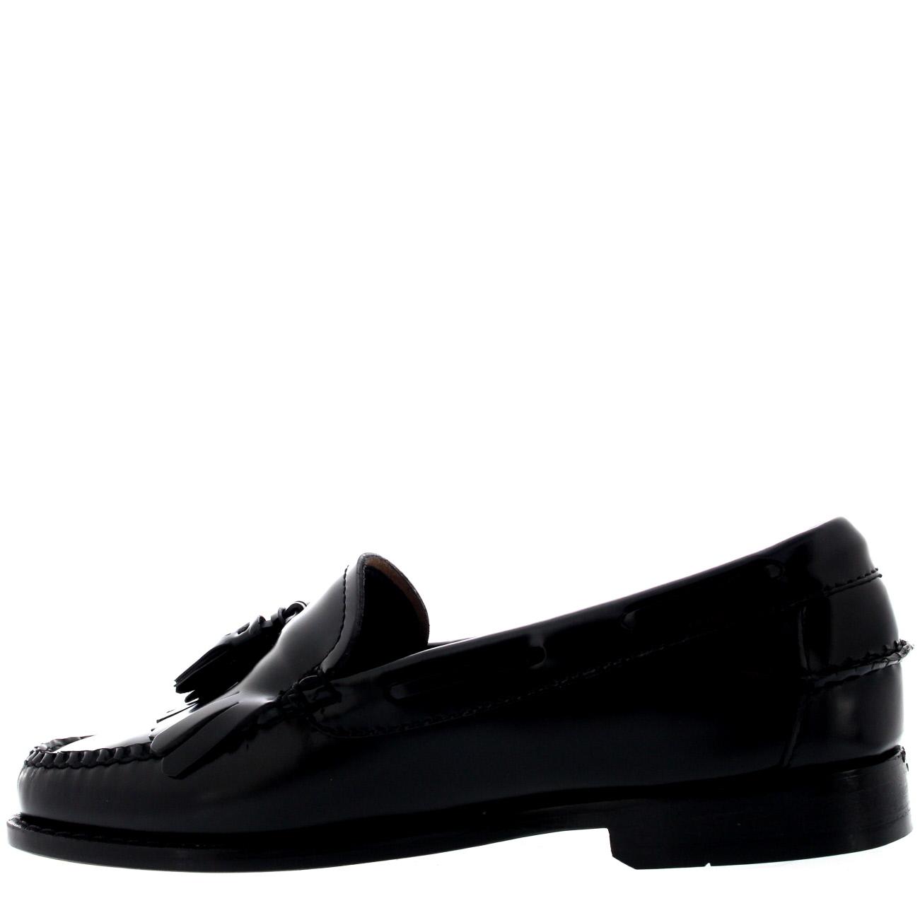 Damenschuhe G.H Slip Bass Weejuns Esther Kiltie Slip G.H On Smart Work Loafers Schuhes UK 3-9 e0a472