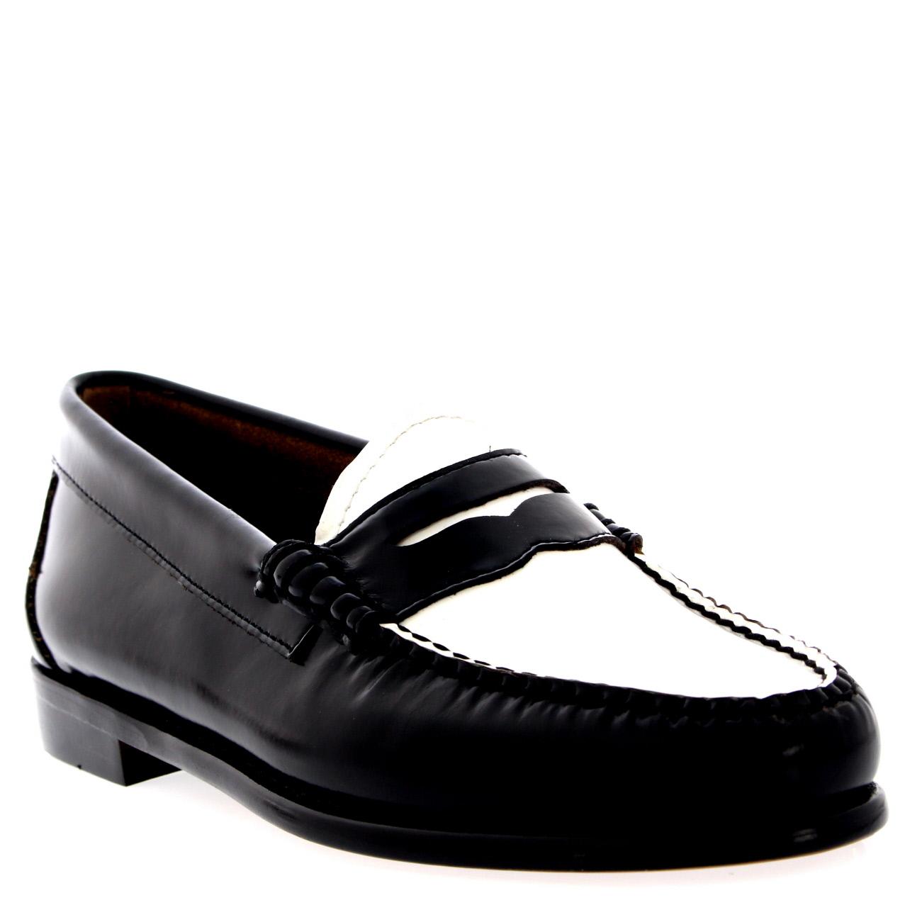 Damenschuhe G.H Work Bass Weejuns Penny Leder Smart Loafers Office Work G.H Schuhes UK 3-9 2c4532