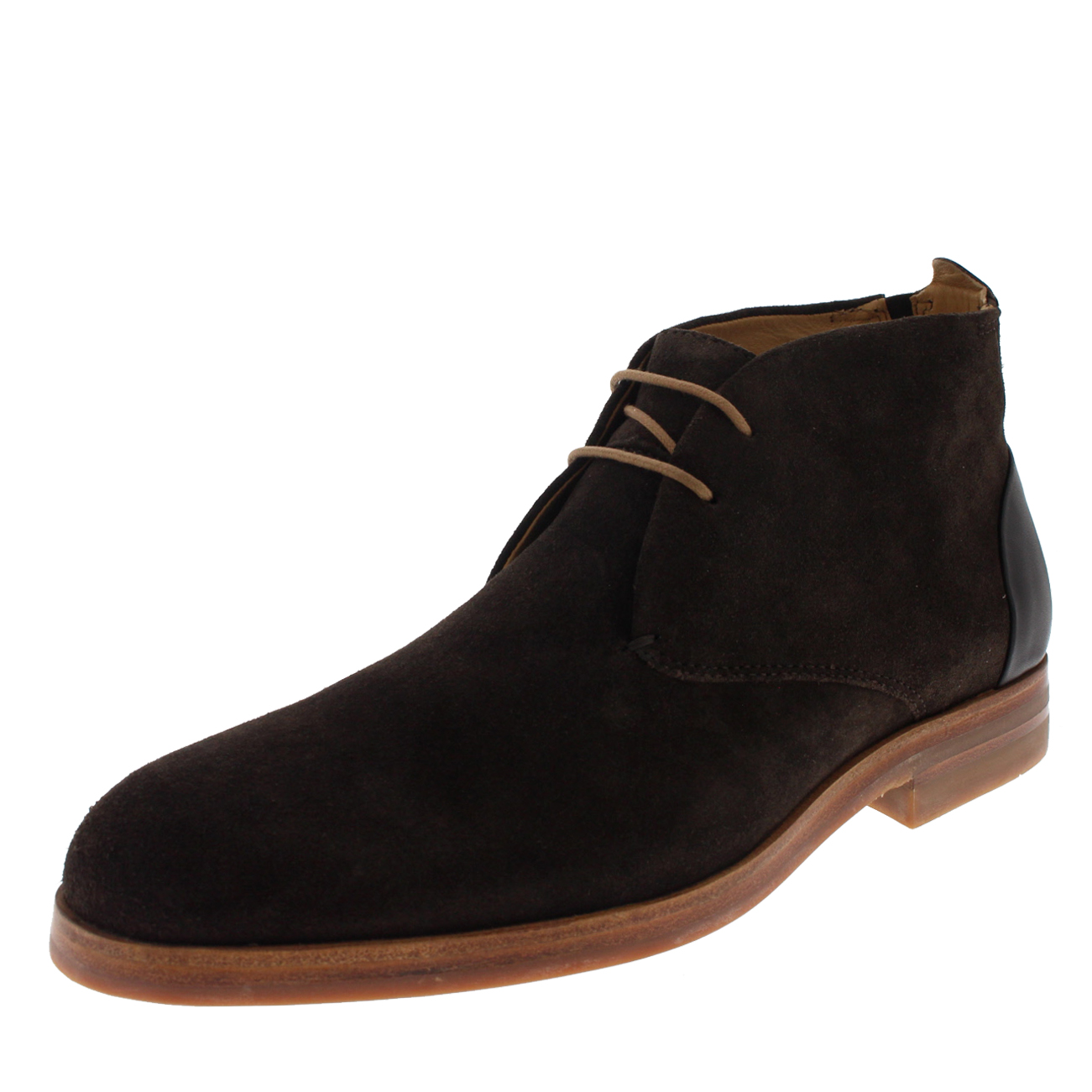 Mens H By Hudson Matteo Suede Smart Casual Office Chukka Boots Shoes UK 6-12 f8c53faa7