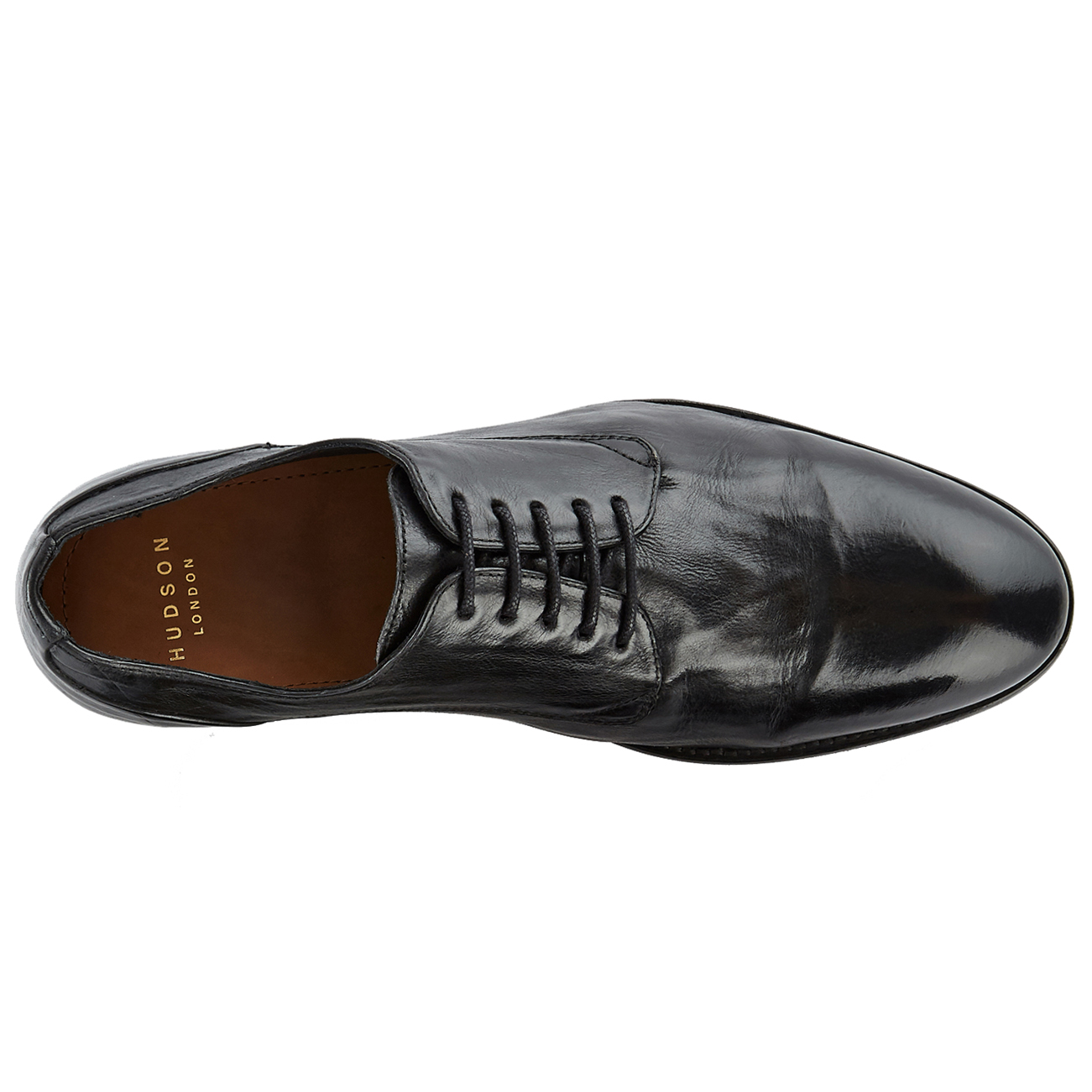 Mens H H H By Hudson Dorsay Leather Flat Office Smart Work Business schuhe UK 6-12 74d3a6