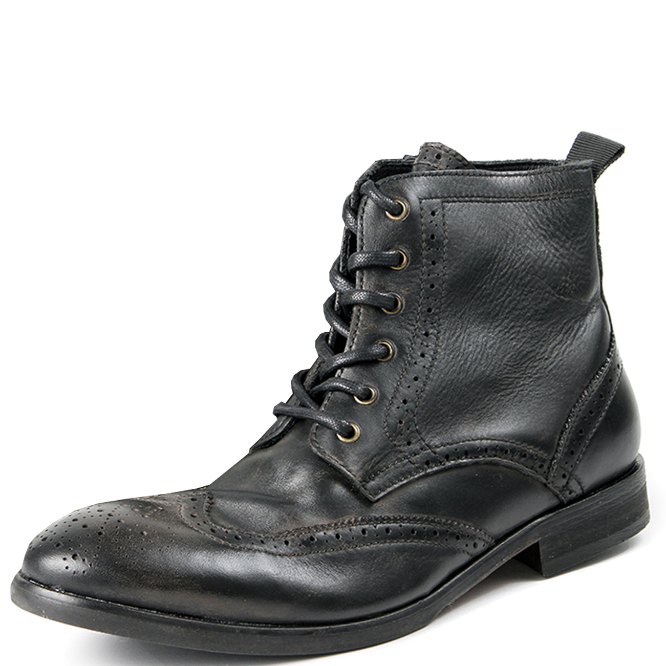 Hudson London Simpson Calf