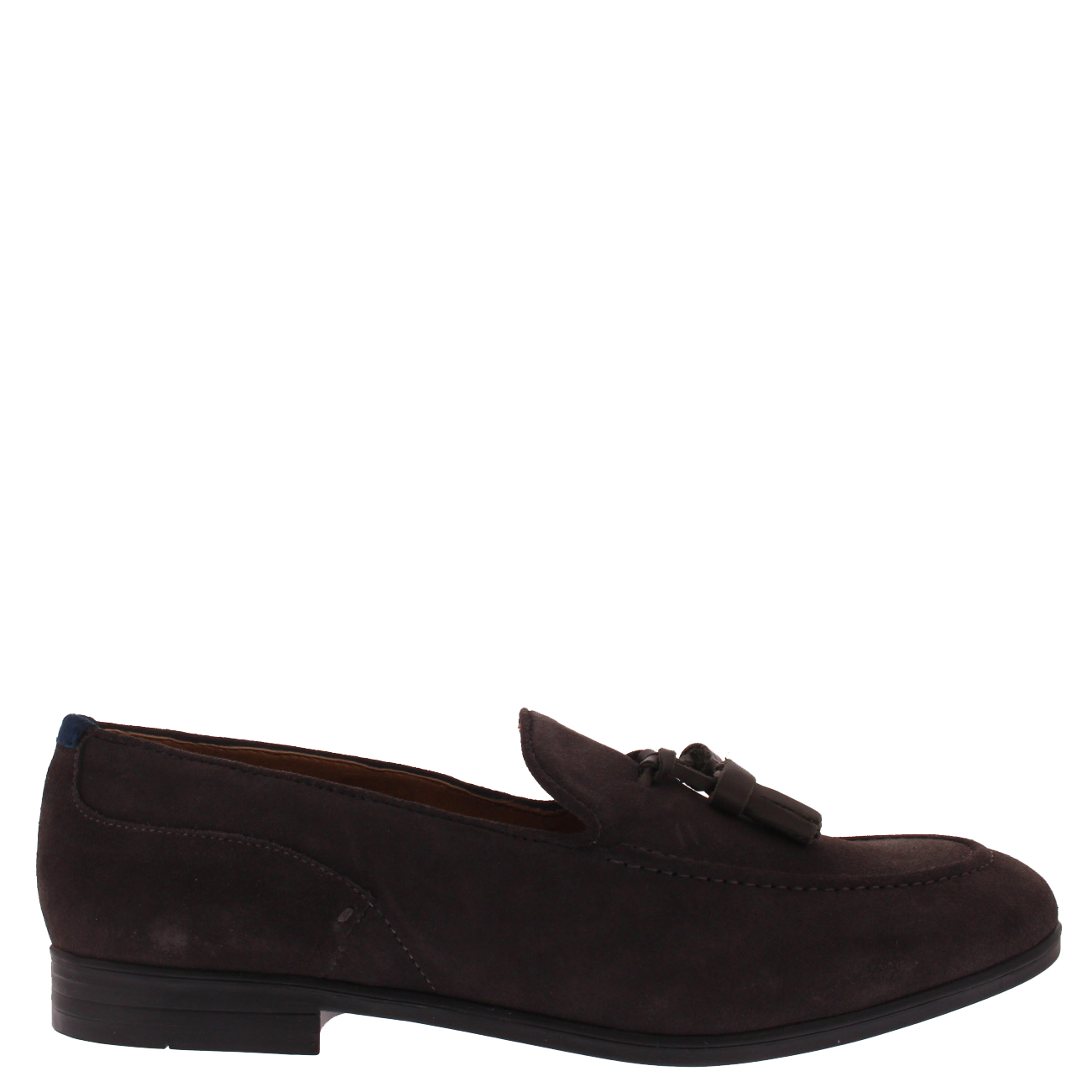 Work Hudson H Loafers Aylsham Office By Crafted Mens Suede Smart HbWeYD2E9I