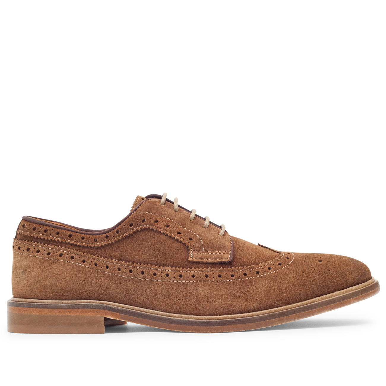 Hudson London Claude Suede