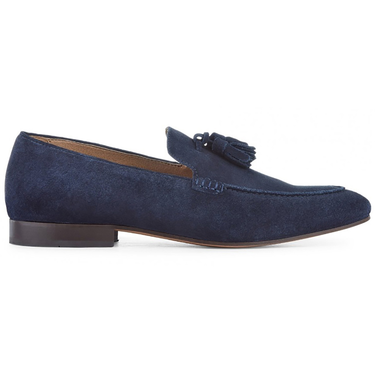 H By Hudson Bolton suede