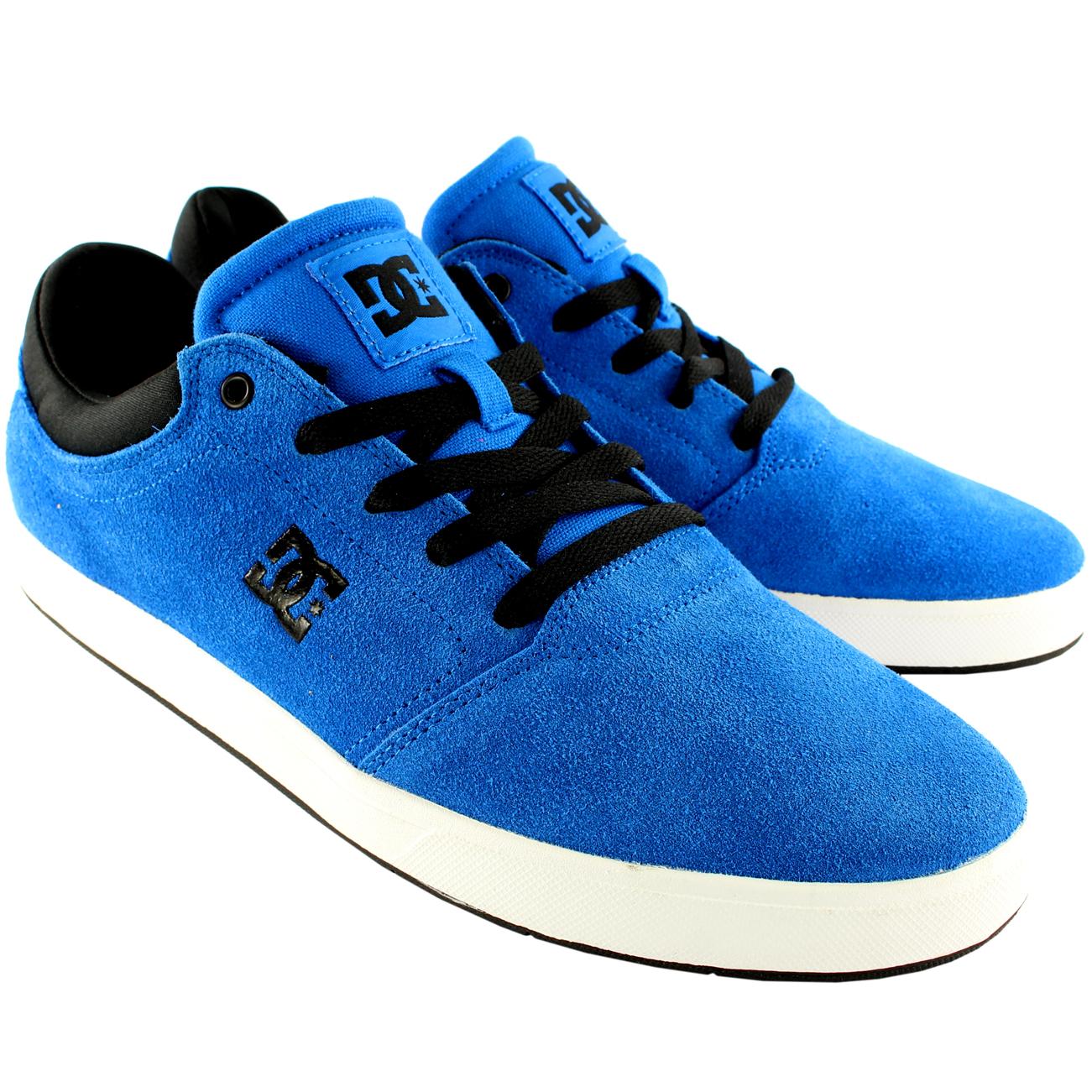 DC Shoes Crisis Ox Skate Shoes
