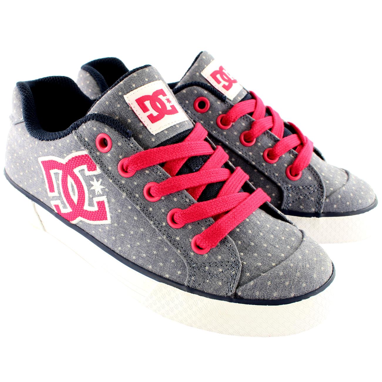 DC Shoes Chelsea SE Low Cut Skate Shoes