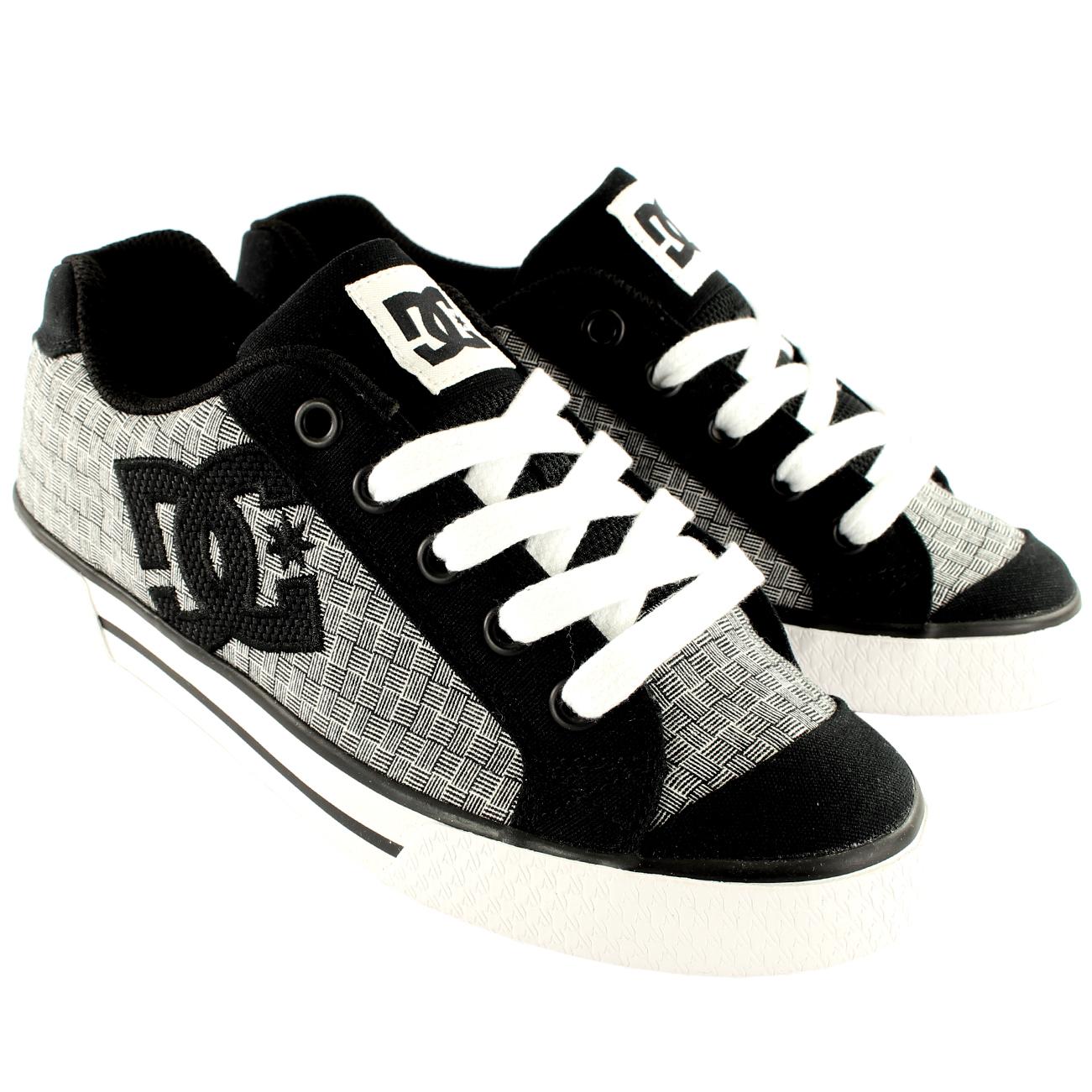 DC Shoes Chelsea Low Cut Skate Shoes