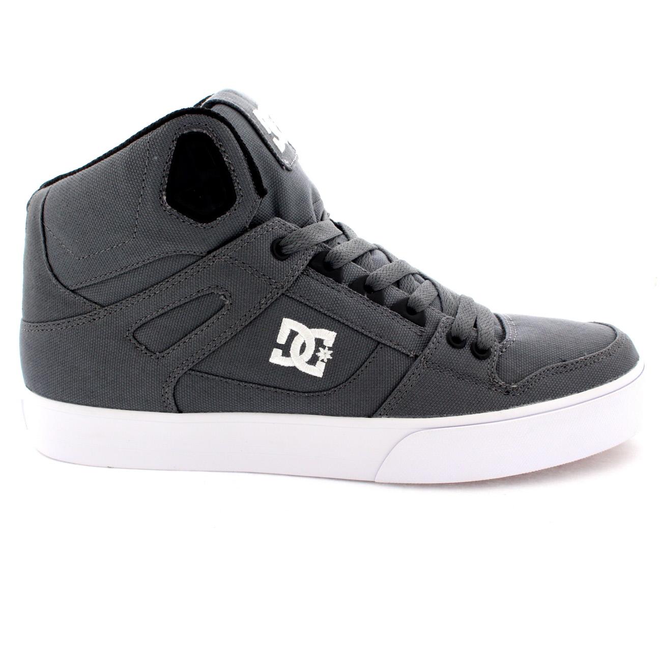 Dc Mens High Top Skate Shoes