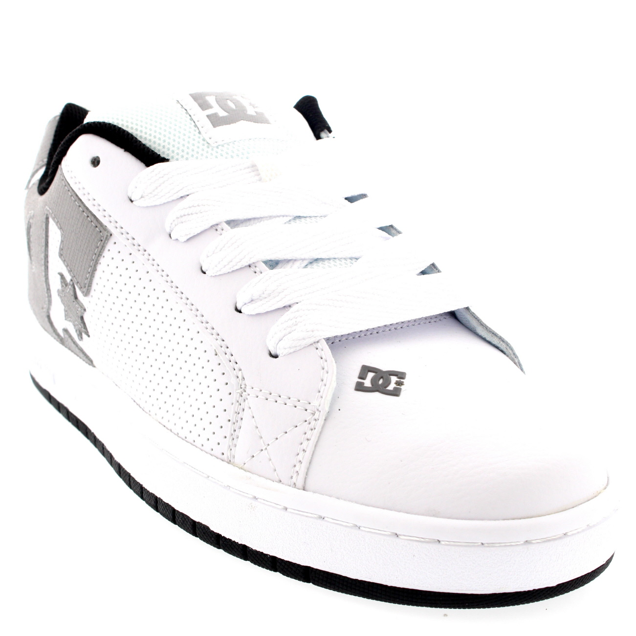 DC Shoes Court Graffik Leather