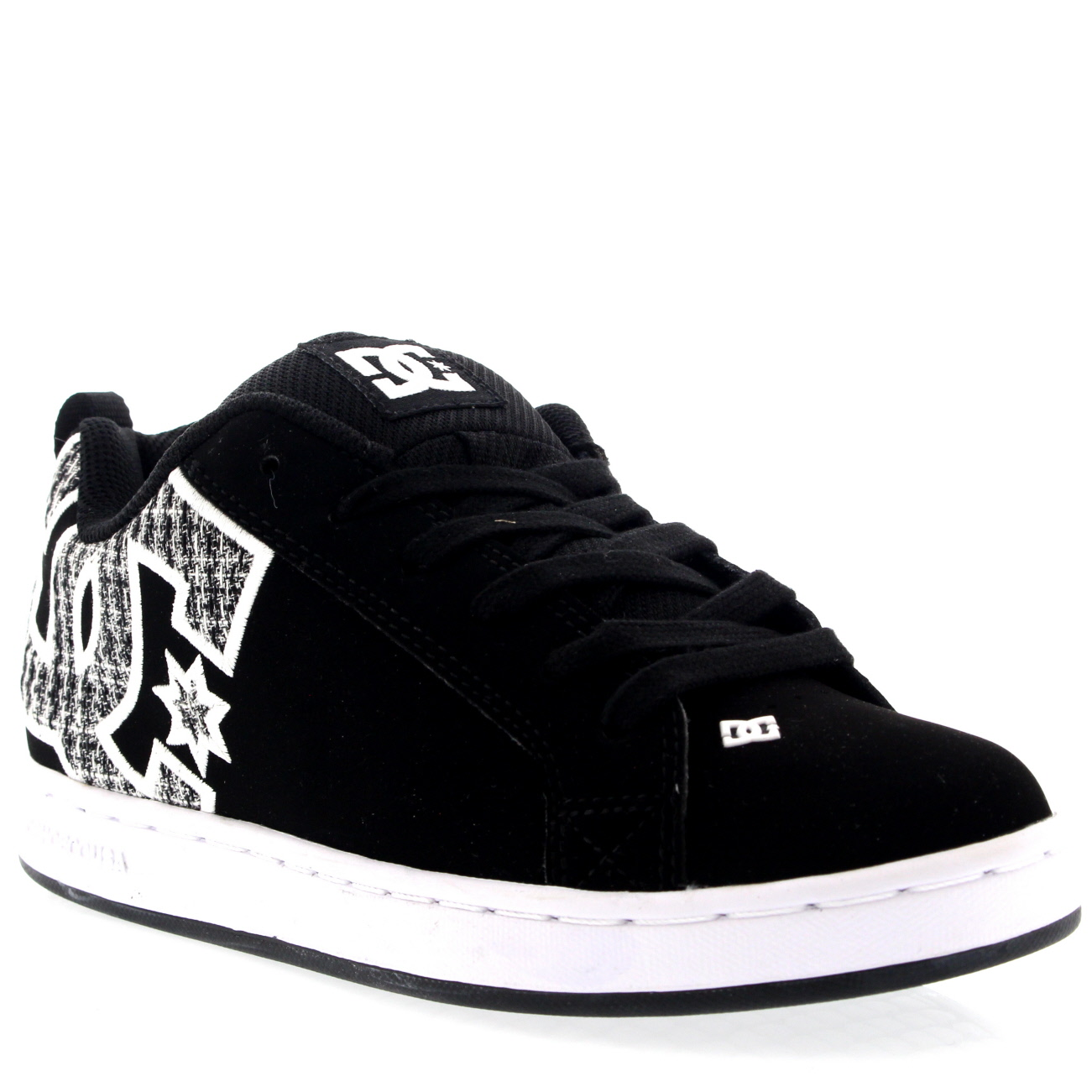 DC Shoes Court Graffik Suede