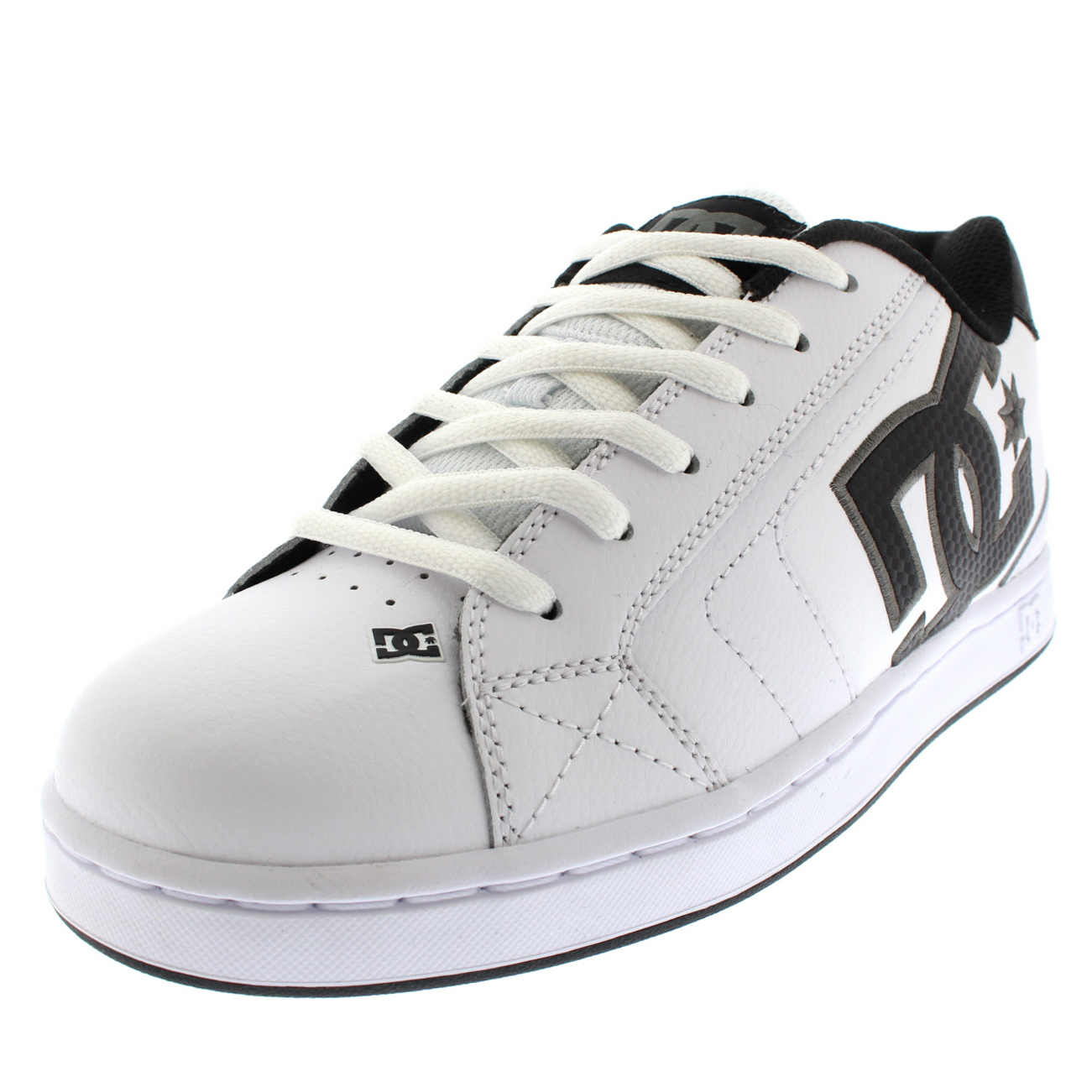 DC Shoes Net Leather