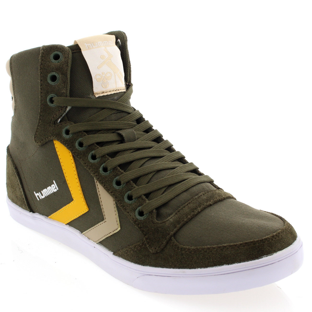 Hummel Slimmer Stadil High Top