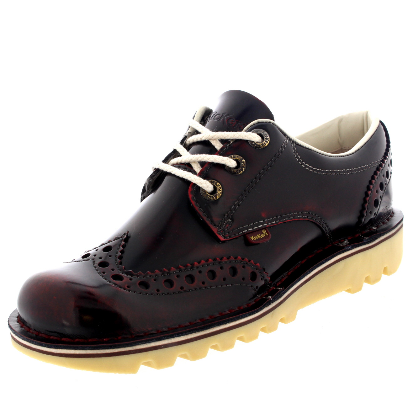 Mens Kickers Legendry Suede Lace Up Ankle High Work Office Smart