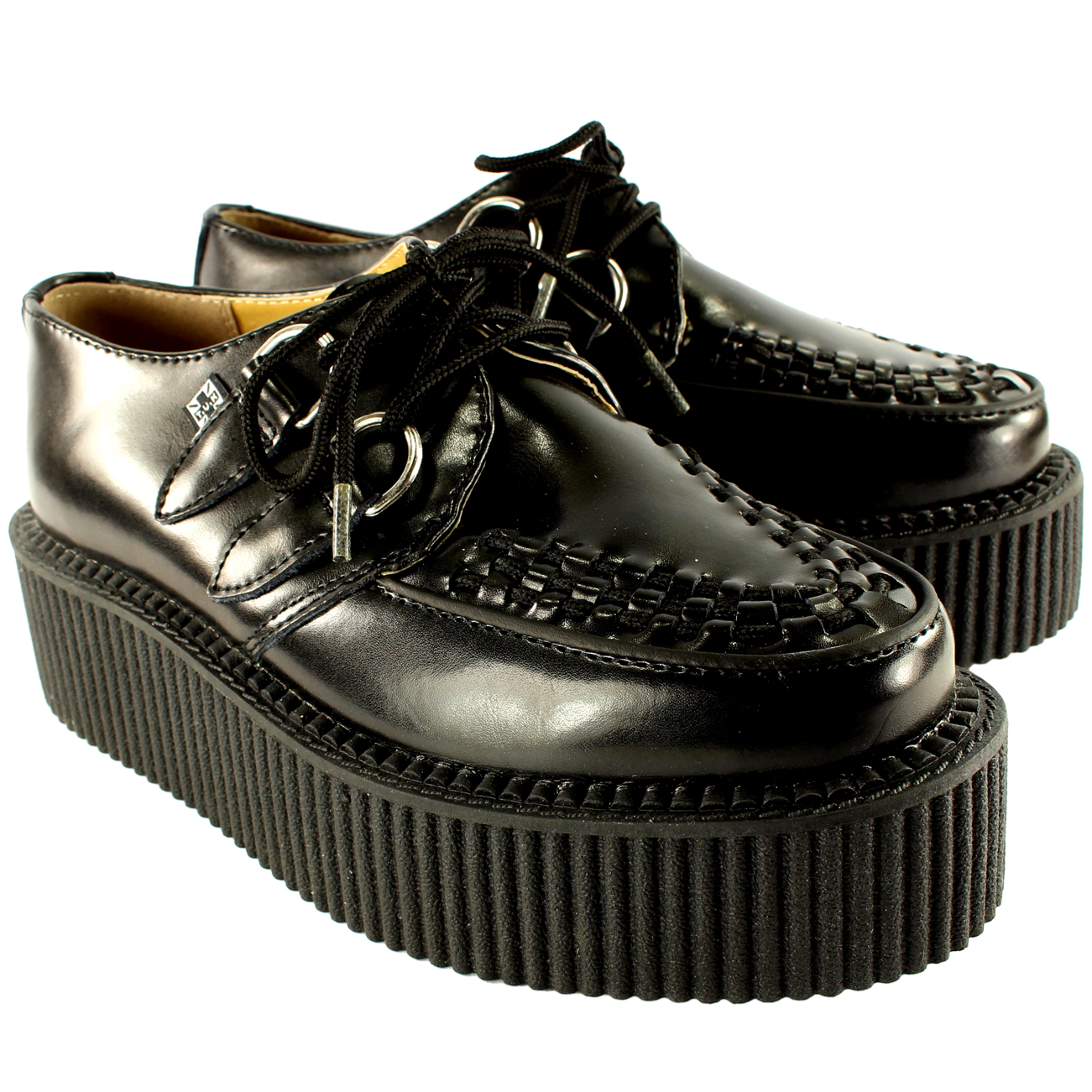 T.U.K Double Leather Brothel Creeper
