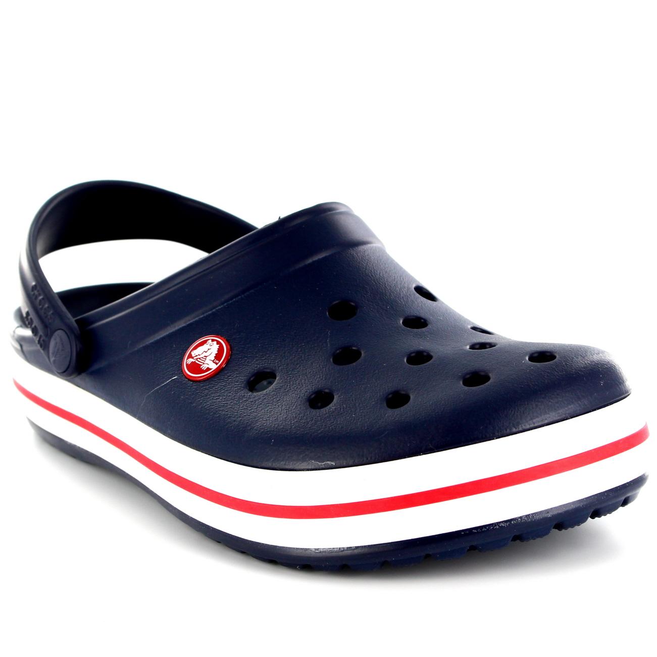 Crocs Crocband Navy Sandals
