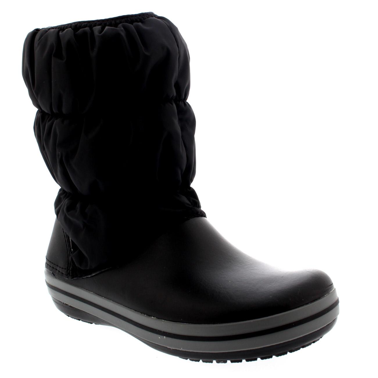 Crocs Winter Puff Boots