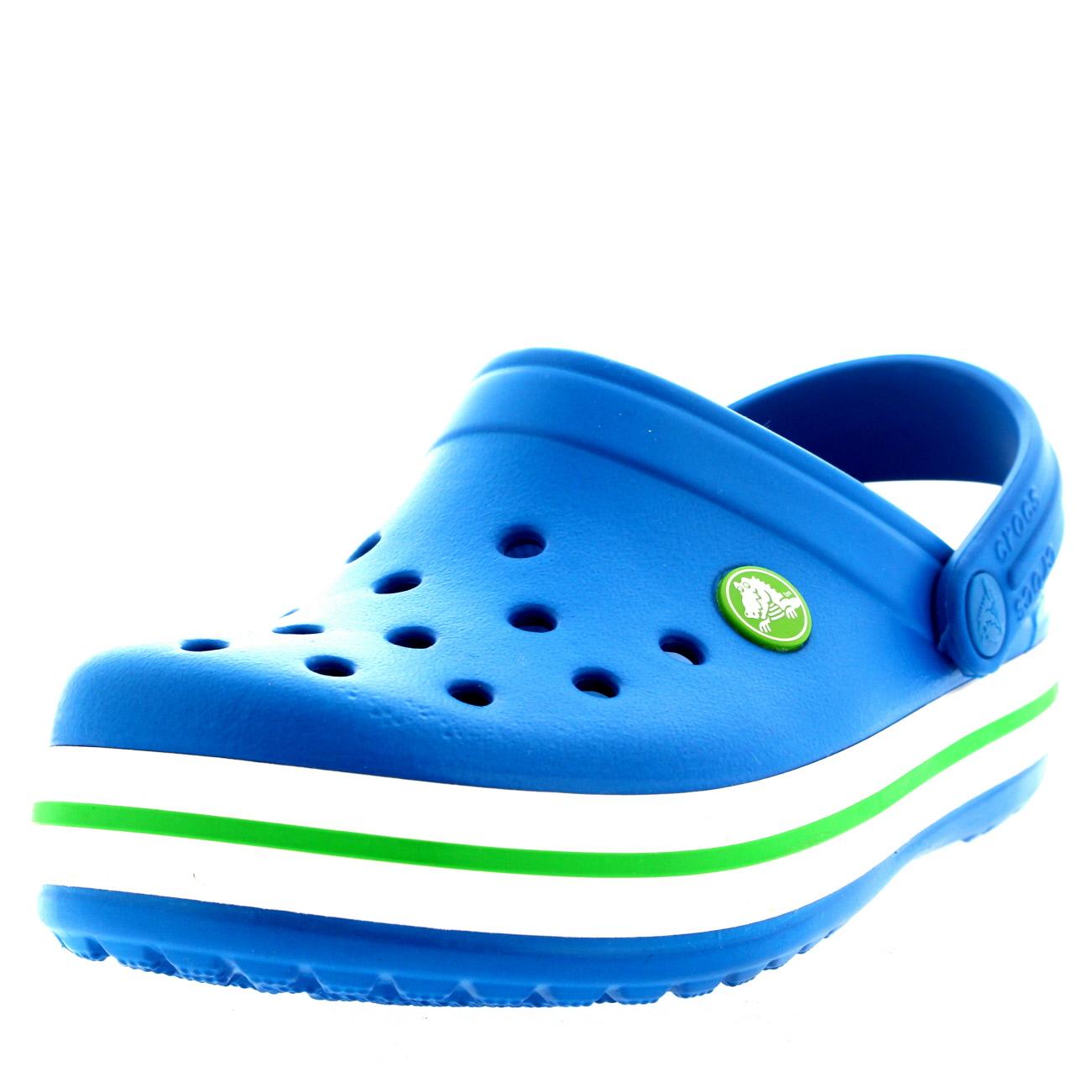 Unisex Kids Crocs Crocband