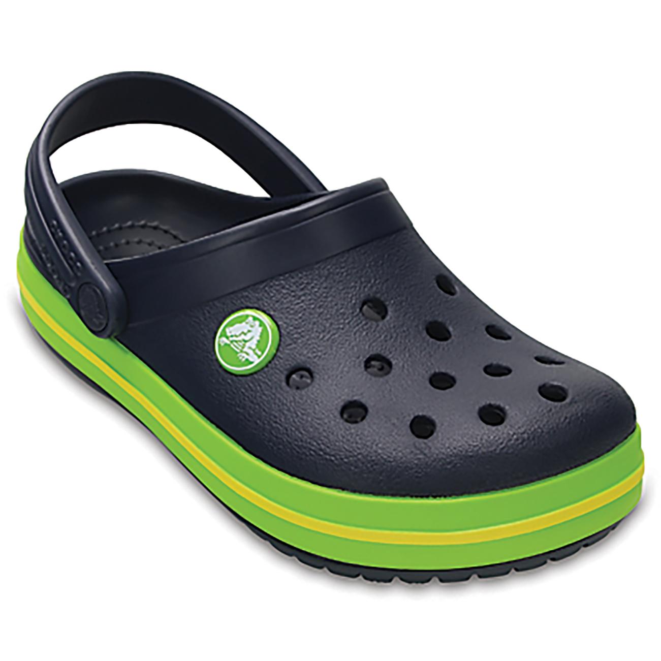 Unisex Kids Crocs Crocband Clog