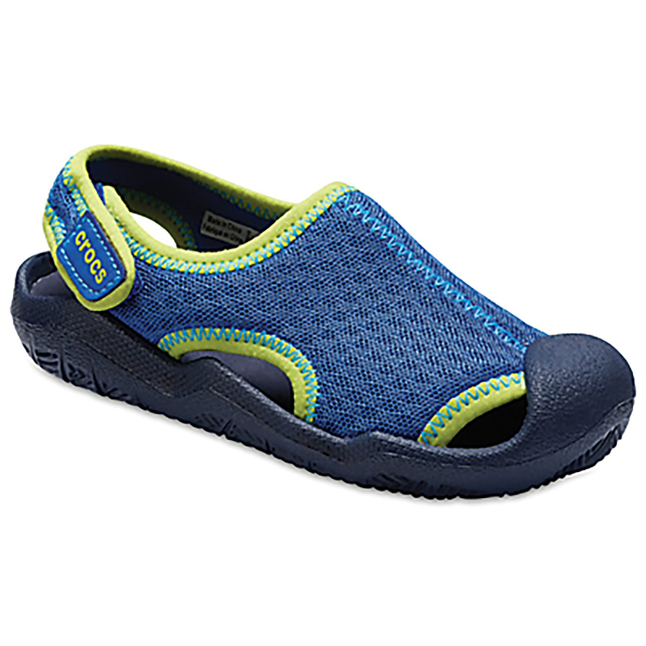 Unisex Kids Crocs Swiftwater Sandal
