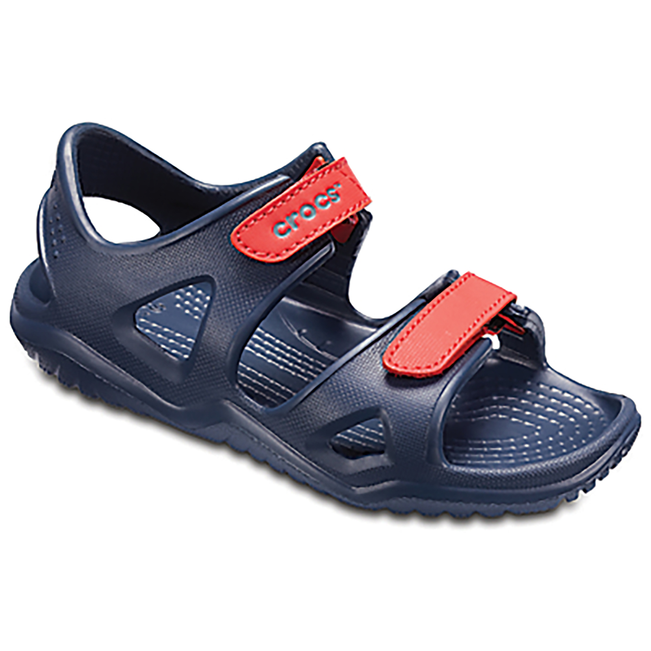 Unisex Kids Crocs Swiftwater River Sandal