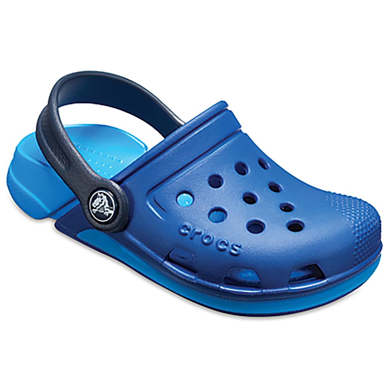 Unisex Kids Crocs Electro III Clog
