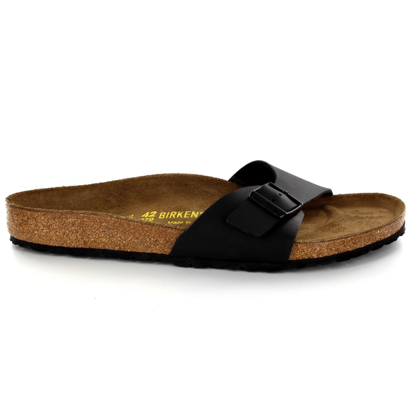 Unisex-Adults-Birkenstock-Madrid-Casual-Birko-Flor-Beach-Summer-Sandals-UK-2-13 thumbnail 13