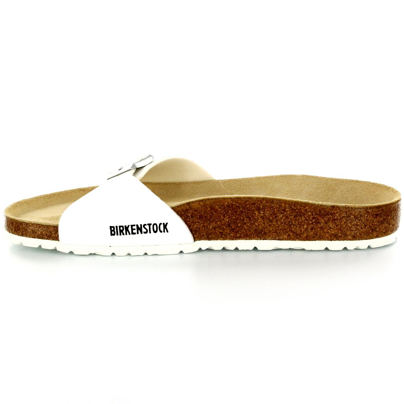 Unisex-Adults-Birkenstock-Madrid-Casual-Birko-Flor-Beach-Summer-Sandals-UK-2-13 thumbnail 15
