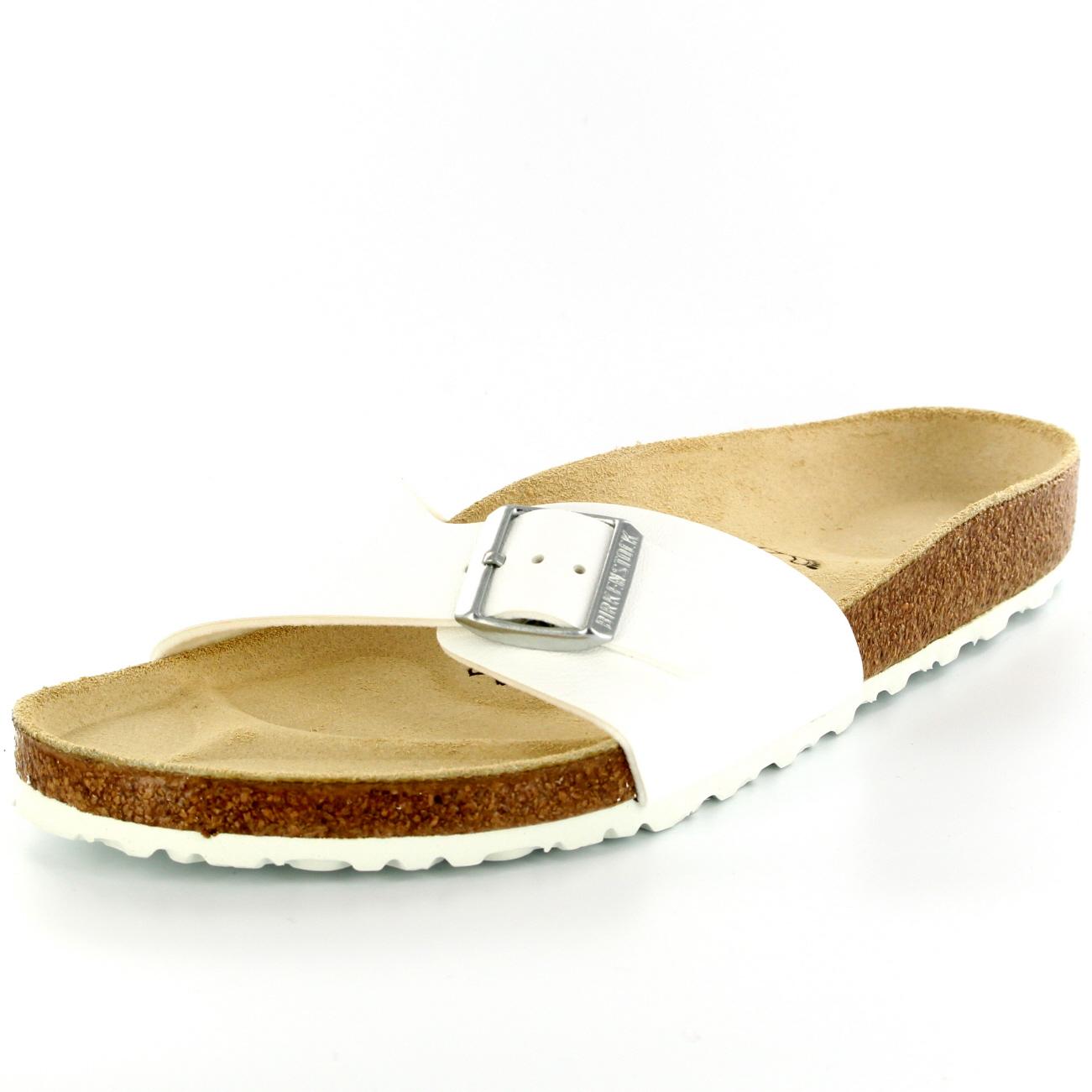 Unisex-Adults-Birkenstock-Madrid-Casual-Birko-Flor-Beach-Summer-Sandals-UK-2-13 thumbnail 16