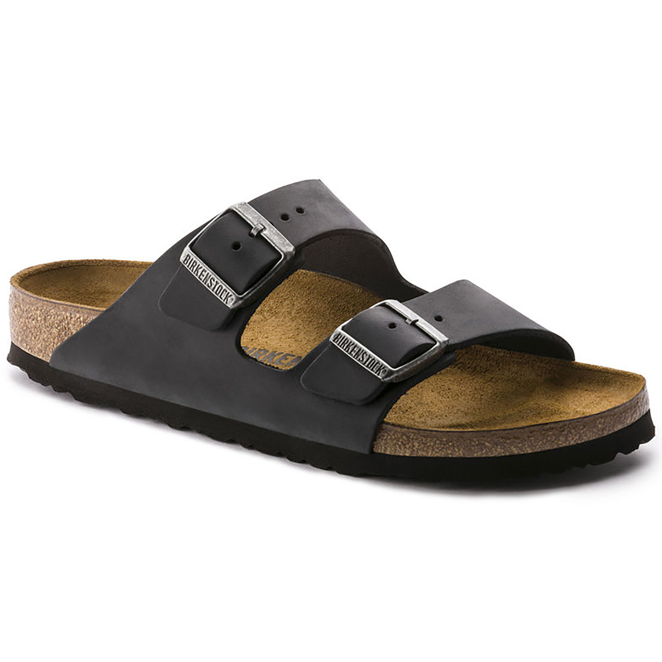 Unisex Adults Birkenstock Arizona Oiled Leather