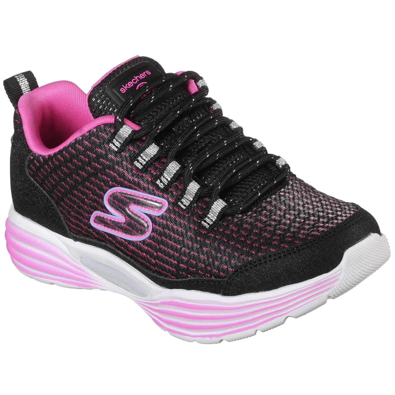 Unisex Kids Skechers S Lights Lumintors Luxe