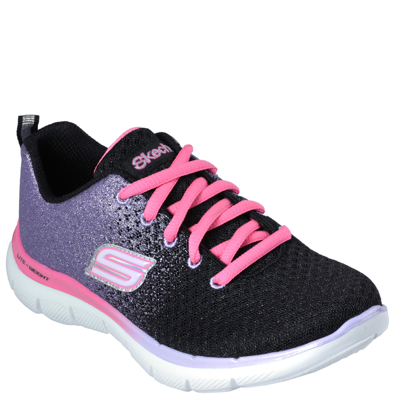 Kids Girls Skechers Skech Appeal 2.0 Get Em Glitter
