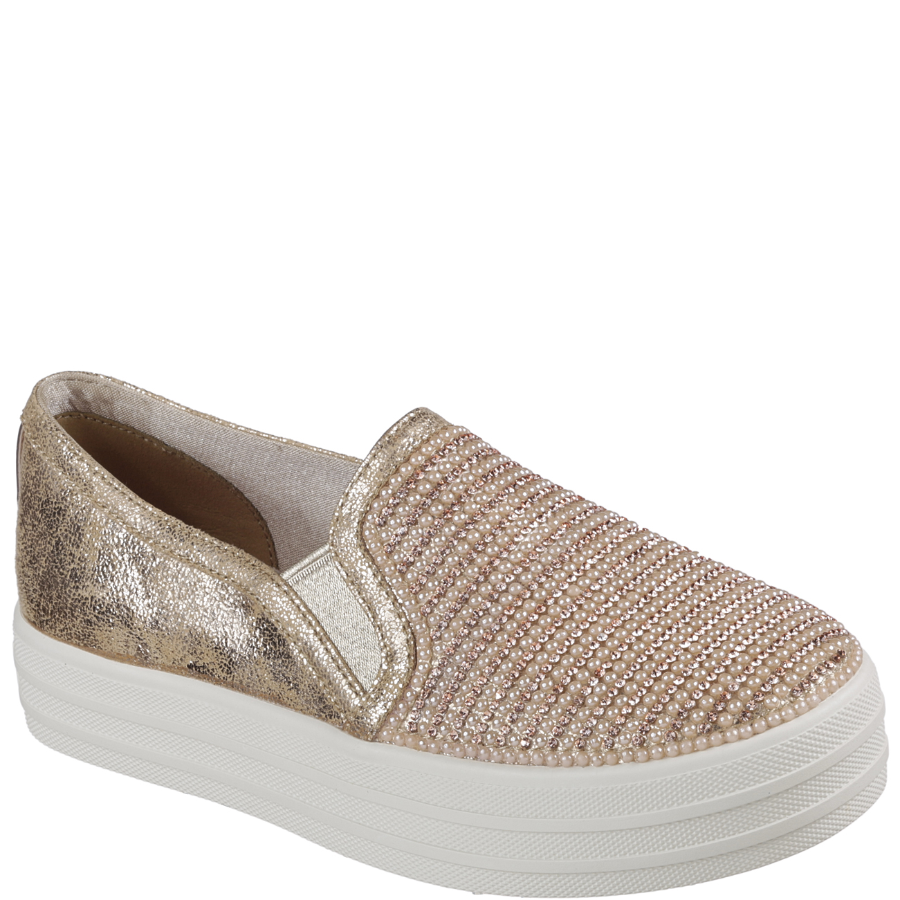Kids Girls Skechers Double Up Shiny Dancer