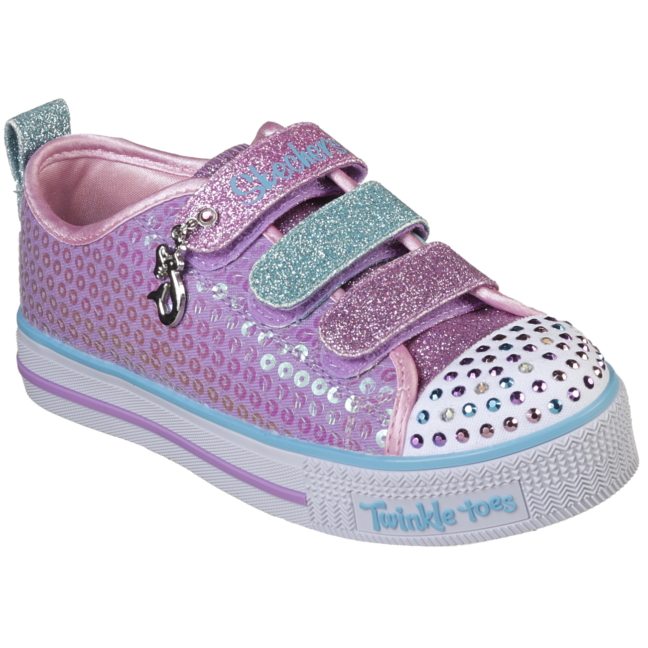 Kids Girls Infant Skechers Twinkle Toes Twinkle Lite Mermaid Magic