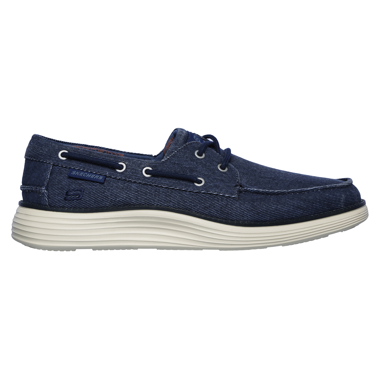 Details about Mens Skechers Status 2.0 Lorano Moccasin Lightweight Memory Foam Shoes UK 7 13