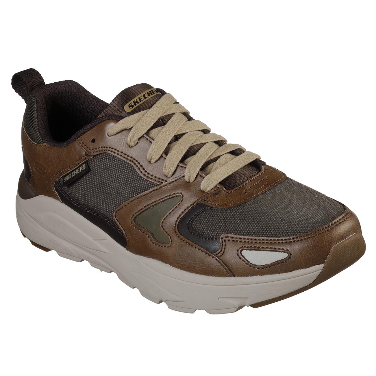 Skechers Verrado Brogen Relaxed Fit