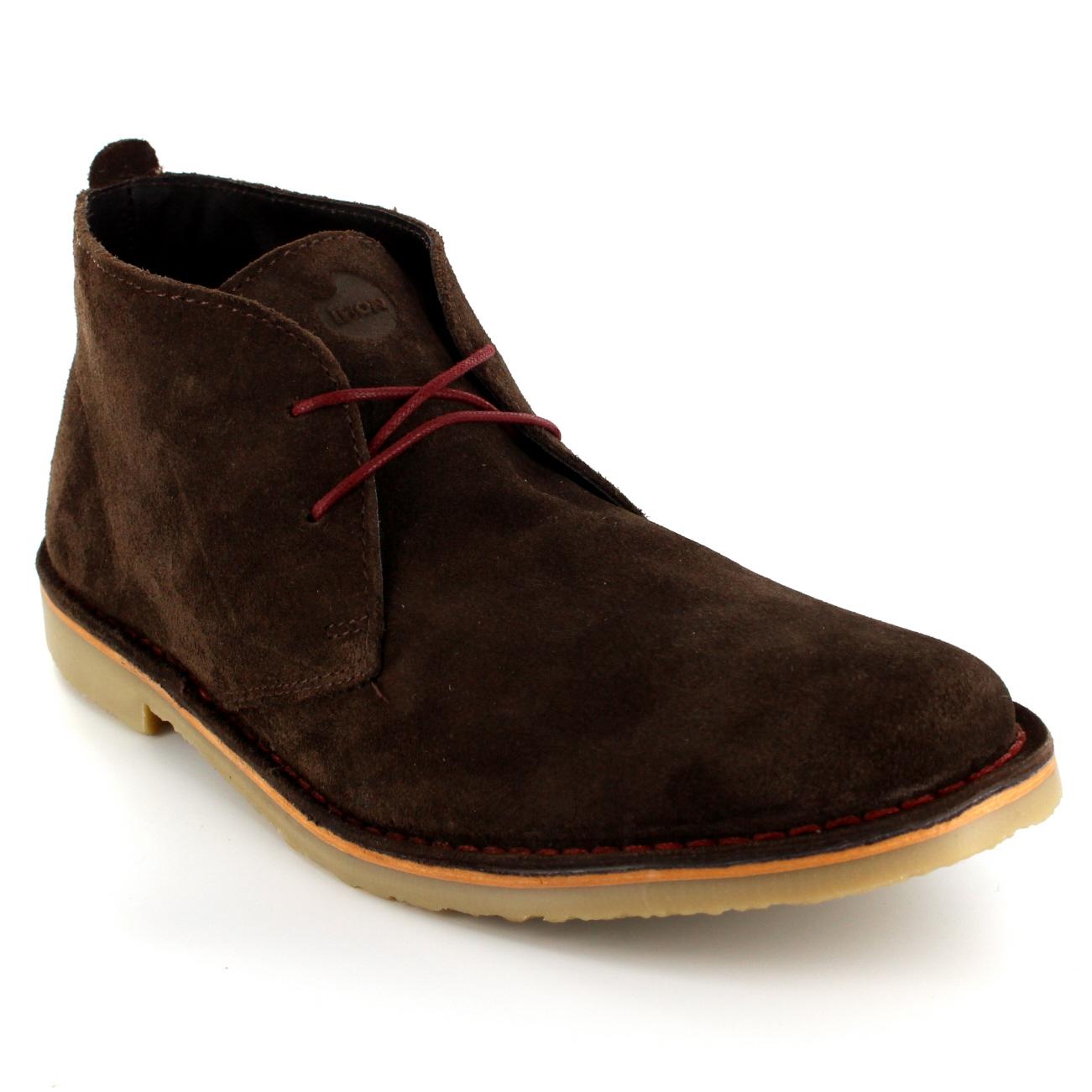 Ikon A.K Chukka Boots