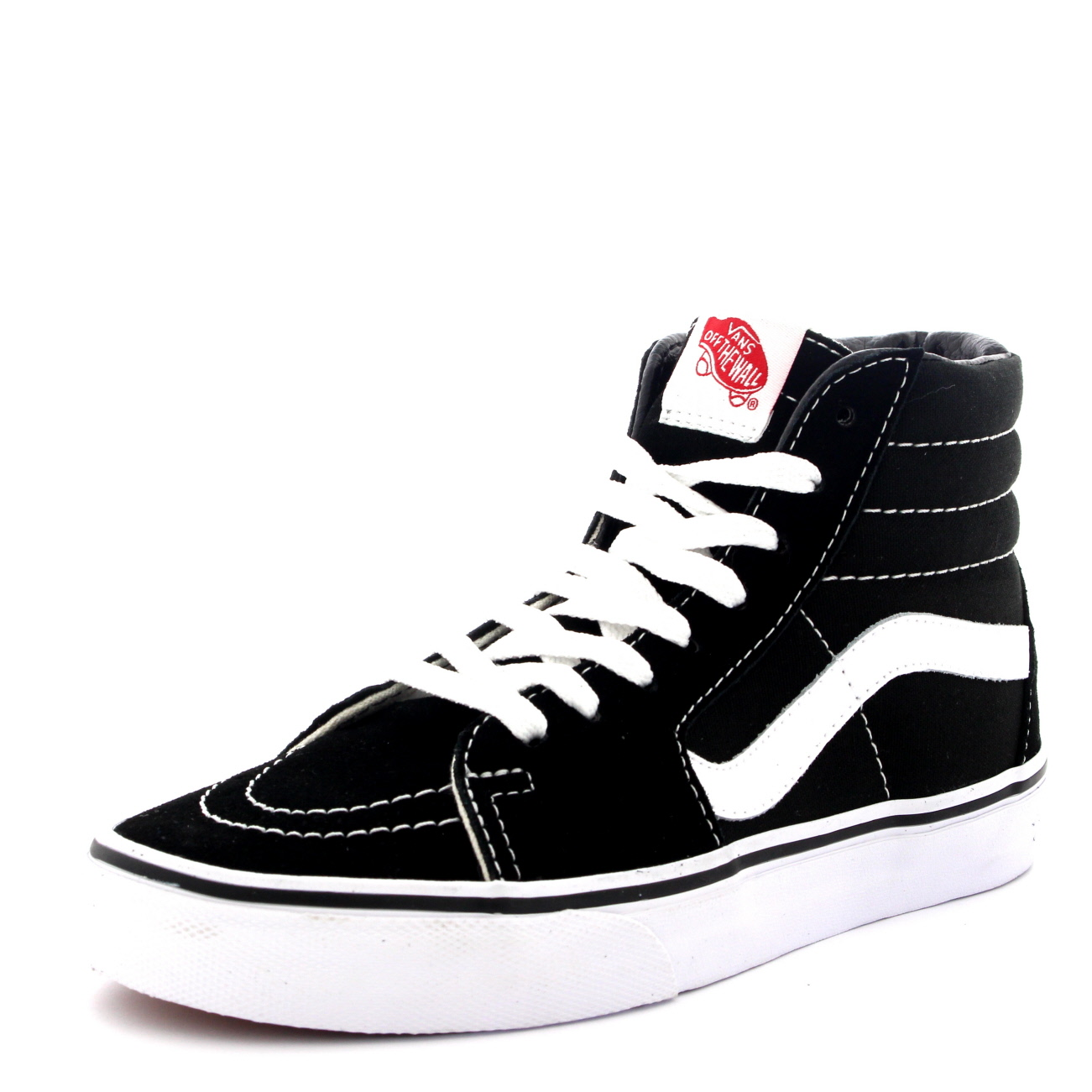 Unisex Adults Vans Sk8-Hi Lace Up High Top Canvas Skate ...