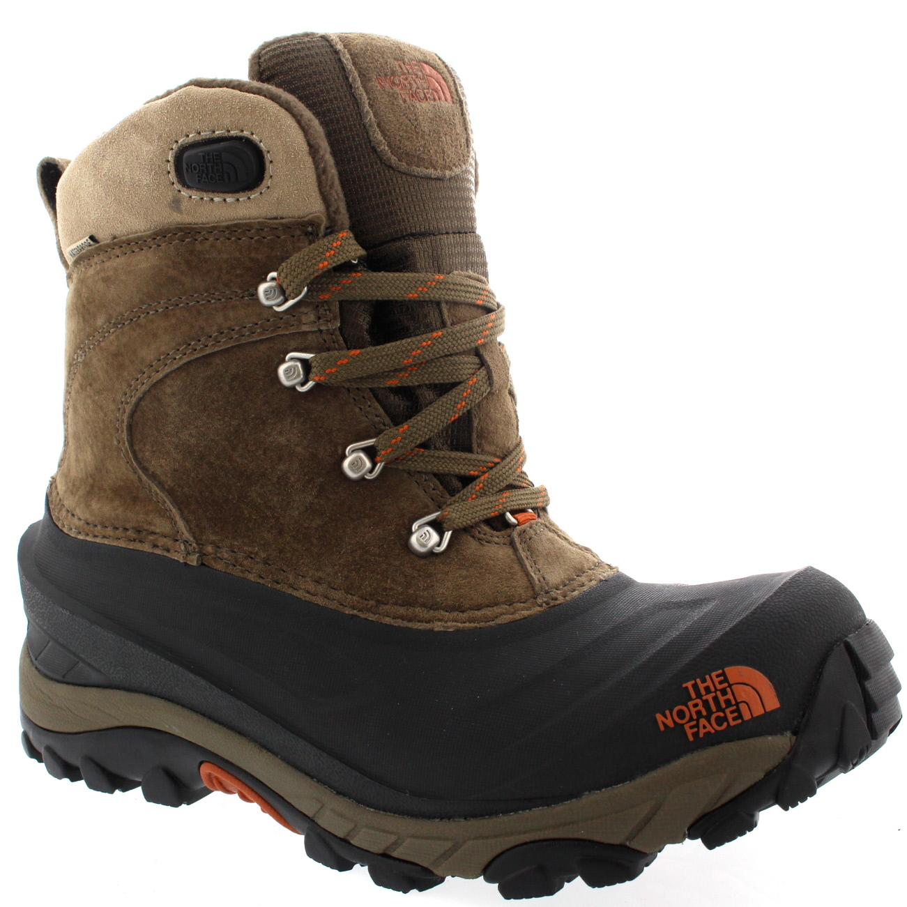 Mens The North Face Chilkat II Lace Up Winter Snow Hiking
