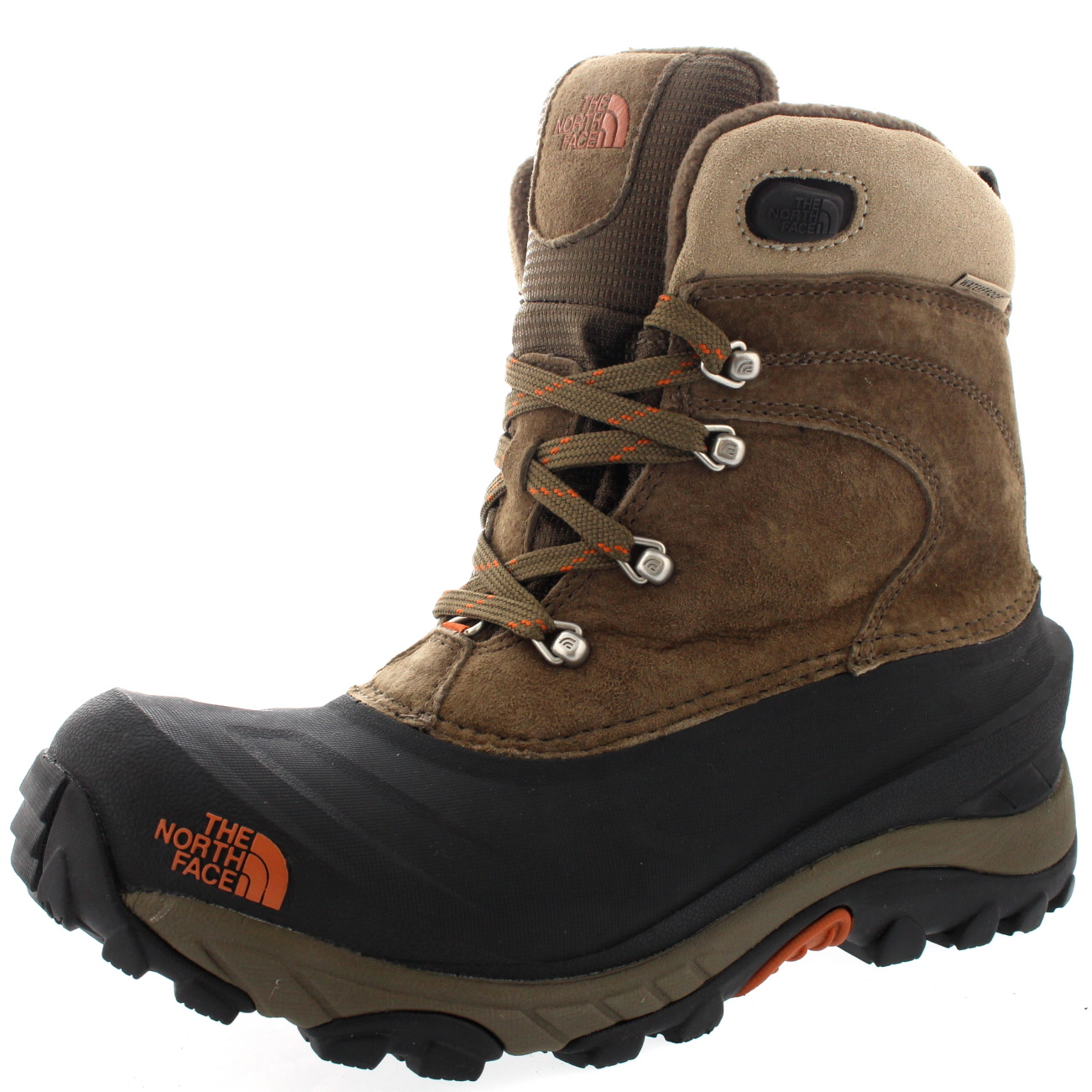 The North Face Chilkat Ii Boots Snow Shoes Black Mens