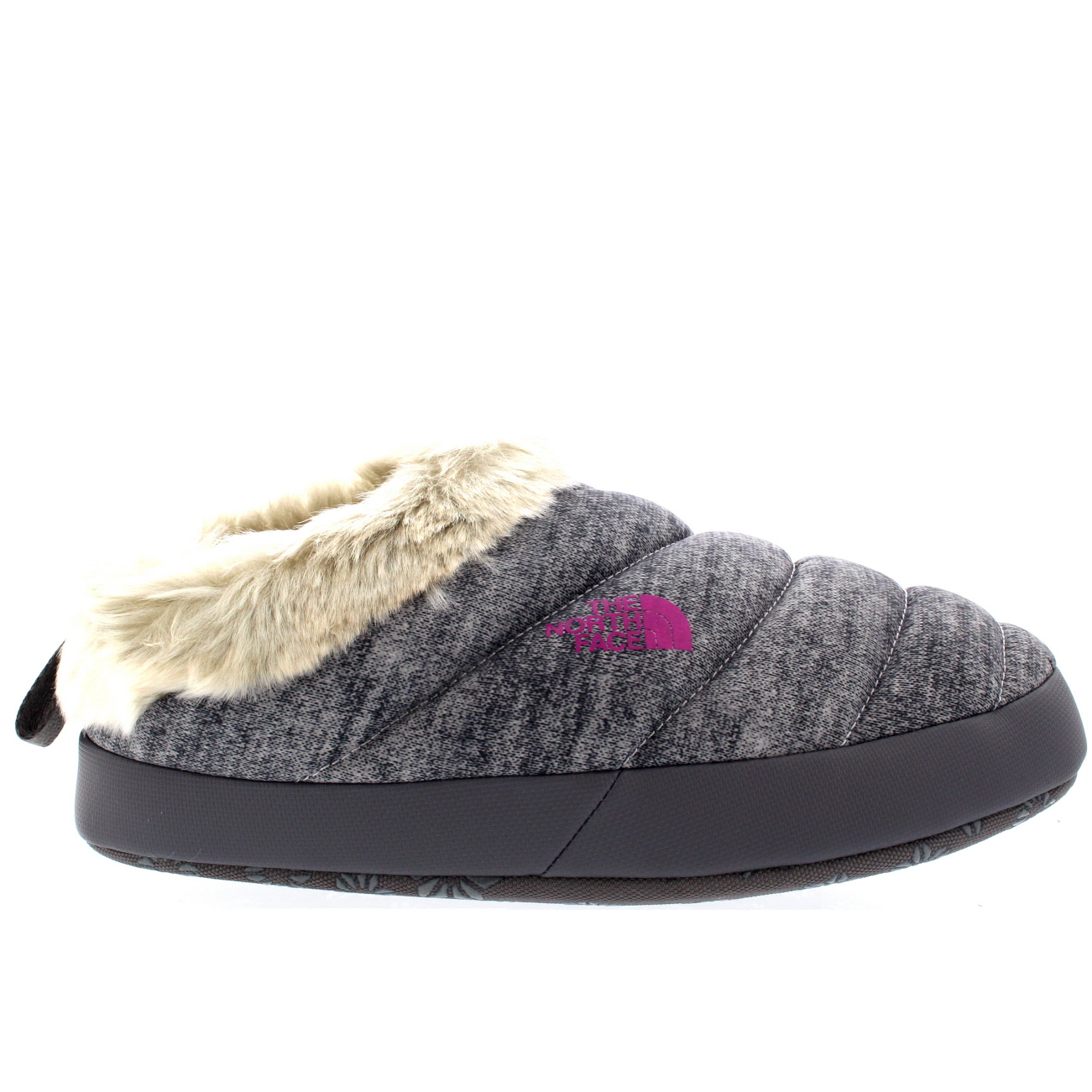 Womens-The-North-Face-Nst-Tent-Mule-2-  sc 1 st  eBay & Womens The North Face Nst Tent Mule 2 Winter Faux Fur Warm Mule ...