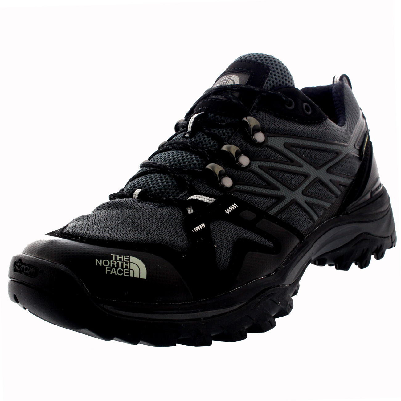 d6a3fb12f20f4 Mens The North Face Hedgehog Fastpack Gtx Outdoors Waterproof Trainers UK  7-12